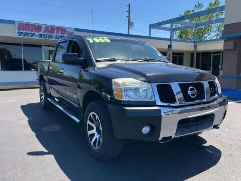 2006 Nissan Titan for sale at 2020 AUTO LLC in Clearwater FL