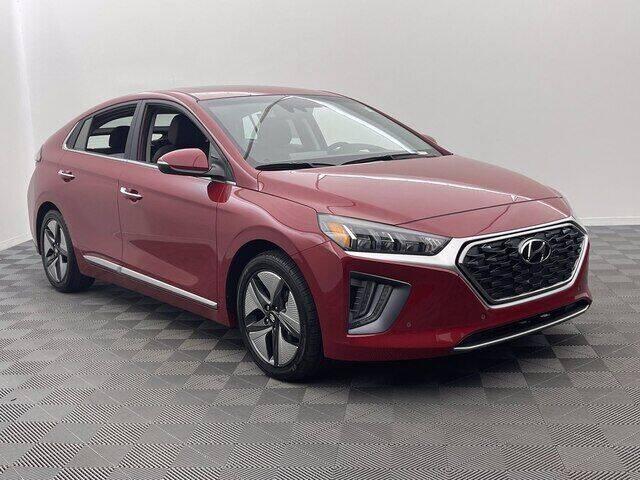 2022 Hyundai Ioniq Hybrid for sale in Hickory, NC