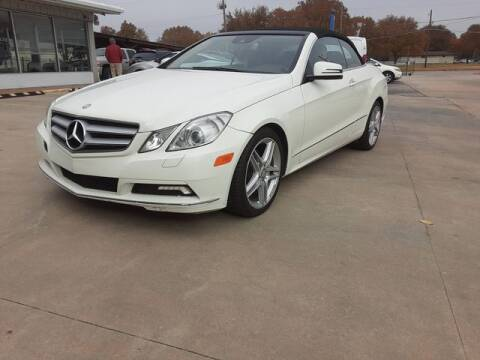 2011 Mercedes-Benz E-Class for sale at Kansas Auto Sales in Wichita KS
