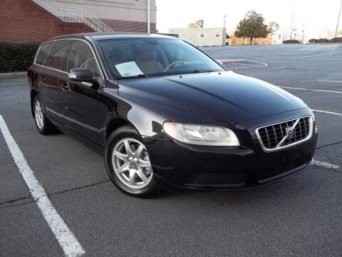 2008 Volvo V70 for sale at CORTEZ AUTO SALES INC in Marietta GA
