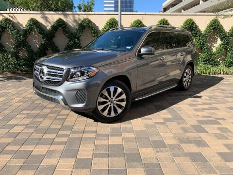 2018 Mercedes-Benz GLS for sale at ROGERS MOTORCARS in Houston TX