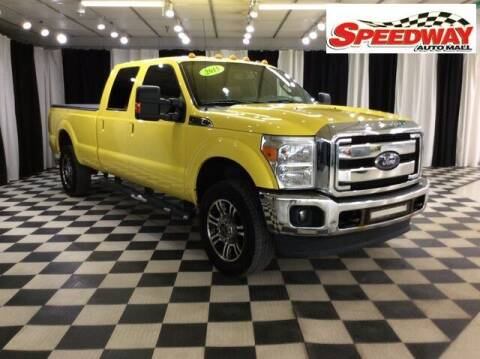 2015 Ford F-250 Super Duty for sale at SPEEDWAY AUTO MALL INC in Machesney Park IL