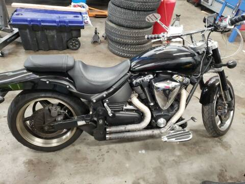 2007 Yamaha Warrior for sale at Firehouse Motors LLC in Bristol TN