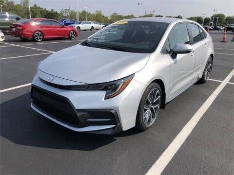 2021 Toyota Corolla for sale at White's Honda Toyota of Lima in Lima OH