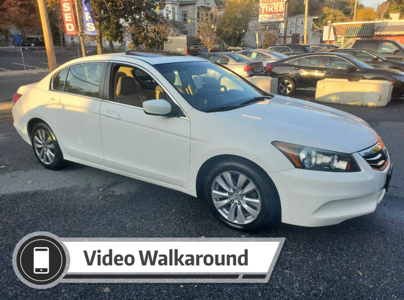 2012 Honda Accord for sale at Cars 4 U in Haverhill MA
