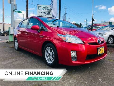 2011 Toyota Prius for sale at Salem Auto Market in Salem OR