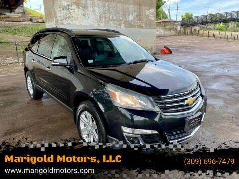 2014 Chevrolet Traverse for sale at Marigold Motors, LLC in Pekin IL