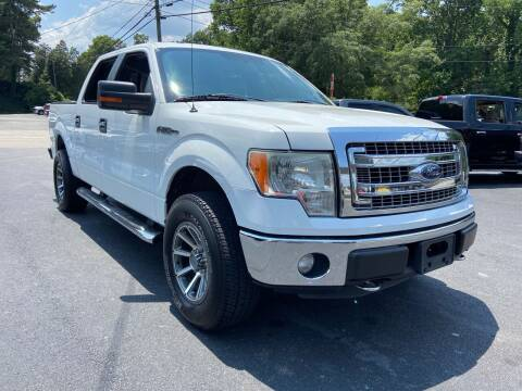 2013 Ford F-150 for sale at Luxury Auto Innovations in Flowery Branch GA