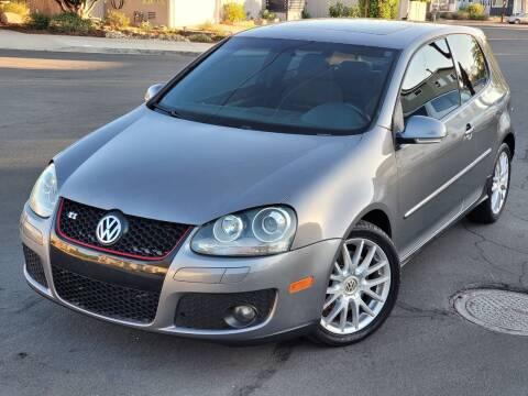 2007 Volkswagen GTI for sale at Gold Coast Motors in Lemon Grove CA