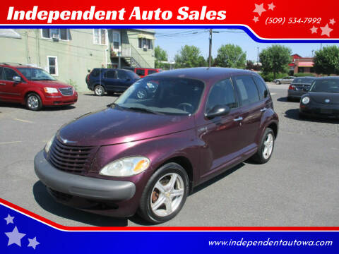 2003 Chrysler PT Cruiser for sale at Independent Auto Sales in Spokane Valley WA