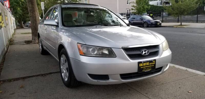 2007 Hyundai Sonata for sale at KING MOTORS AUTO SALES, INC in Newark NJ