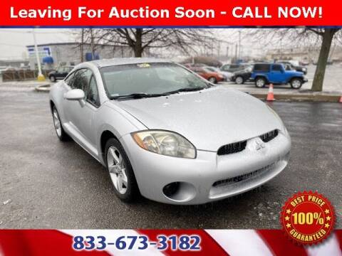 2007 Mitsubishi Eclipse for sale at Glenbrook Dodge Chrysler Jeep Ram and Fiat in Fort Wayne IN