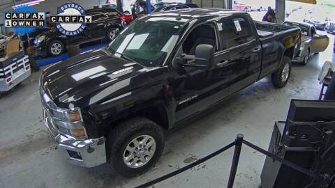 2015 Chevrolet Silverado 2500HD for sale at Smart Chevrolet in Madison NC
