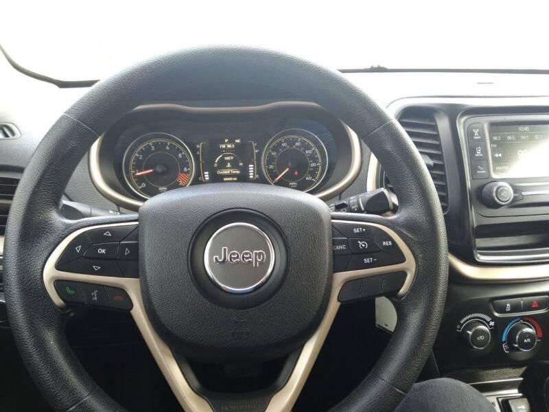 2014 Jeep Cherokee Sport 4dr SUV - Mckinney TX