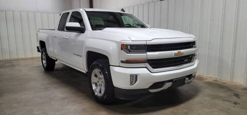 2017 Chevrolet Silverado 1500 for sale at Matt Jones Motorsports in Cartersville GA