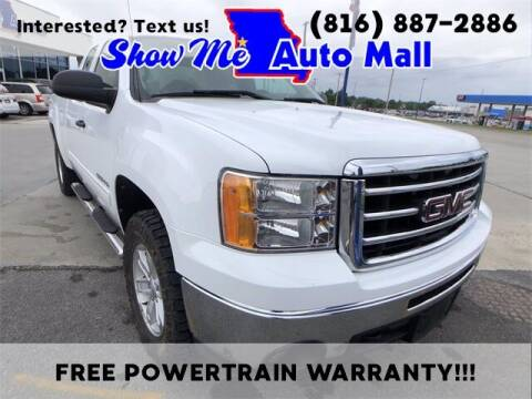 2012 GMC Sierra 1500 for sale at Show Me Auto Mall in Harrisonville MO