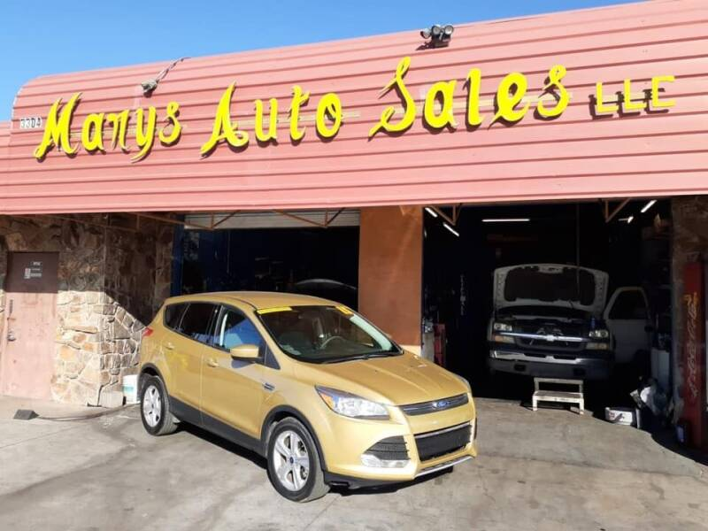 2015 Ford Escape for sale at Marys Auto Sales in Phoenix AZ