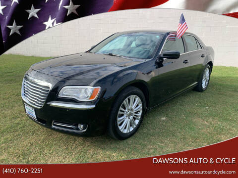 2014 Chrysler 300 for sale at Dawsons Auto & Cycle in Glen Burnie MD