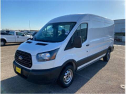 2019 Ford Transit Cargo for sale at CENTURY TRUCKS & VANS in Grand Prairie TX