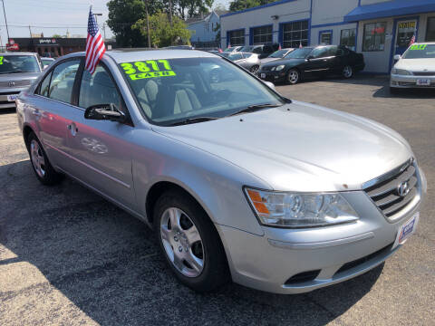 2010 Hyundai Sonata for sale at Klein on Vine in Cincinnati OH