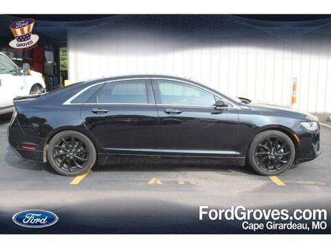 2020 Lincoln MKZ for sale at JACKSON FORD GROVES in Jackson MO