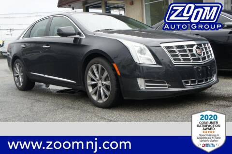 2013 Cadillac XTS for sale at Zoom Auto Group in Parsippany NJ