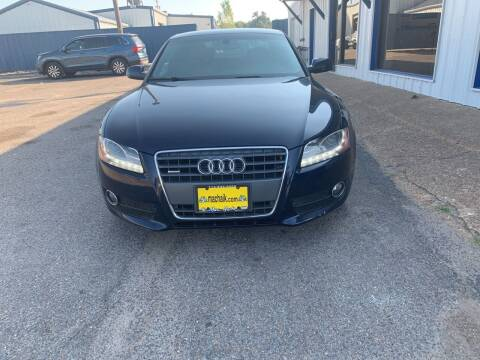 2010 Audi A5 for sale at Memphis Auto Sales in Memphis TN