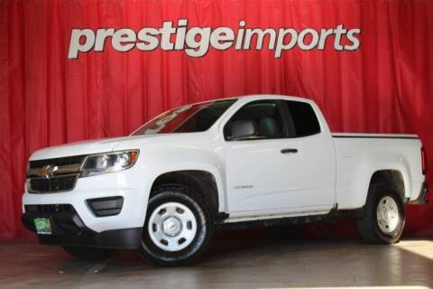 2016 Chevrolet Colorado for sale at Prestige Imports in St Charles IL