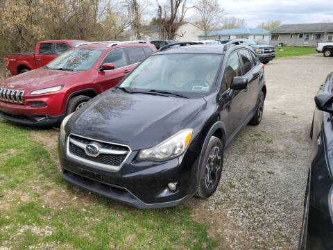 2013 Subaru XV Crosstrek for sale at Clare Auto Sales, Inc. in Clare MI