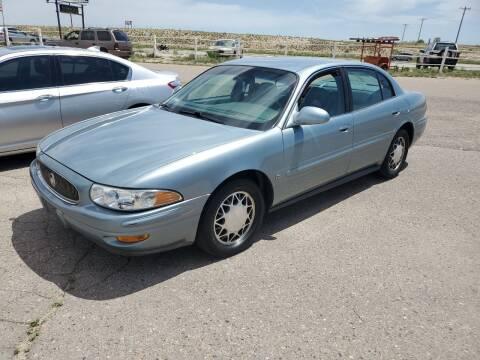 2003 Buick LeSabre for sale at PYRAMID MOTORS - Pueblo Lot in Pueblo CO