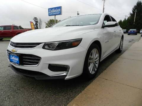 2016 Chevrolet Malibu for sale at Leitheiser Car Company in West Bend WI