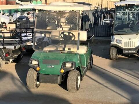 2006 Yamaha G22E Electric Utility Golf Car for sale at METRO GOLF CARS INC in Fort Worth TX