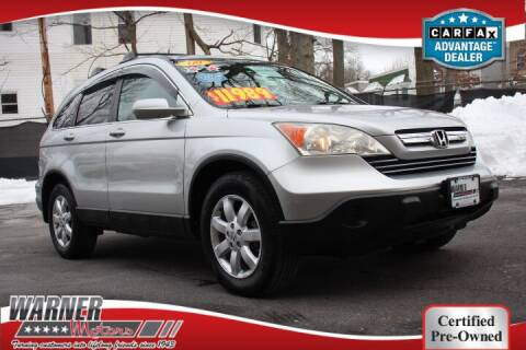 2009 Honda CR-V for sale at Warner Motors in East Orange NJ