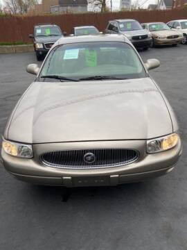 2004 Buick LeSabre for sale at North Hill Auto Sales in Akron OH