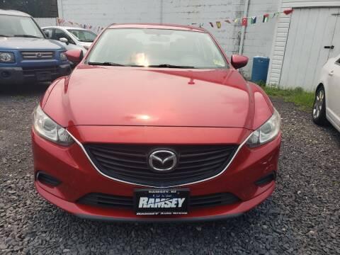 2015 Mazda MAZDA6 for sale at CRS 1 LLC in Lakewood NJ