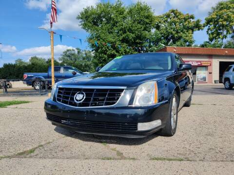 2006 Cadillac DTS for sale at Lamarina Auto Sales in Dearborn Heights MI