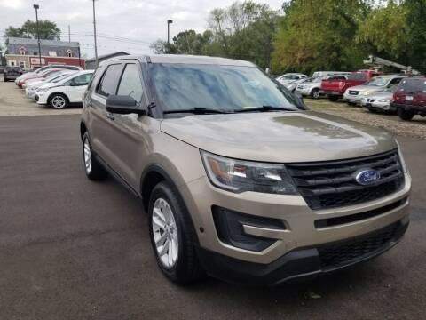2016 Ford Explorer for sale at Premier Automotive Sales LLC in Kentwood MI
