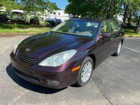 2003 Lexus ES 300 for sale at Car Plus Auto Sales in Glenolden PA