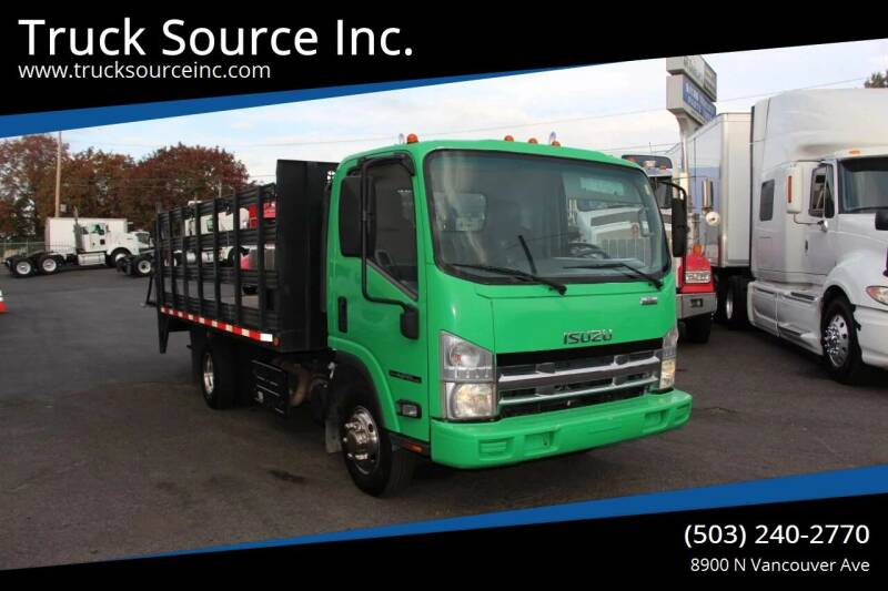 2013 Isuzu NPR HD S/A for sale at Truck Source Inc. in Portland OR