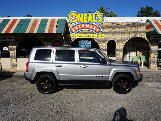2015 Jeep Patriot for sale at Oneal's Automart LLC in Slidell LA