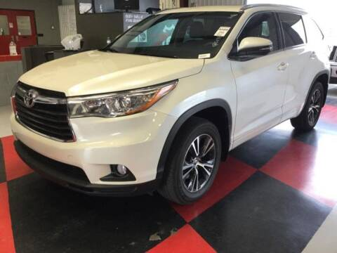 2016 Toyota Highlander for sale at C4 AUTO GROUP in Claremore OK