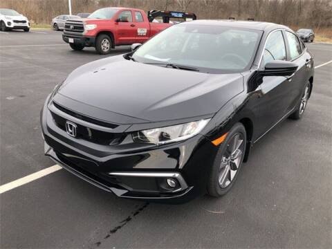 2021 Honda Civic for sale at White's Honda Toyota of Lima in Lima OH