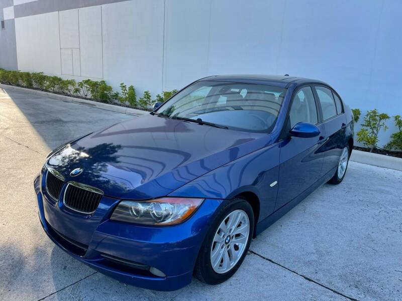 2007 BMW 3 Series for sale at Auto Beast in Fort Lauderdale FL