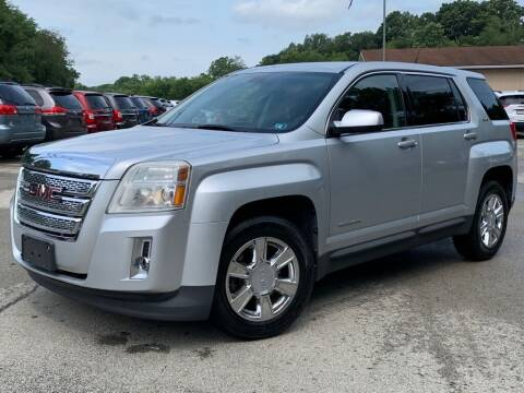 2010 GMC Terrain for sale at Elite Motors in Uniontown PA