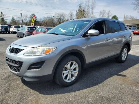 2011 Mazda CX-9 for sale at AFFORDABLE IMPORTS in New Hampton NY