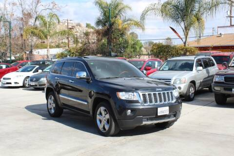 2012 Jeep Grand Cherokee for sale at Car 1234 inc in El Cajon CA