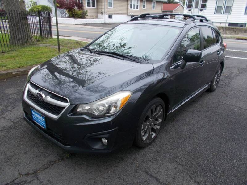 2012 Subaru Impreza for sale at Mercury Auto Sales in Woodland Park NJ