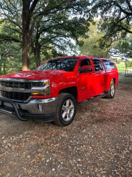 2016 Chevrolet Silverado 1500 for sale at BARROW MOTORS in Caddo Mills TX