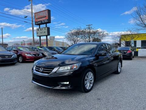 2014 Honda Accord for sale at Autohaus of Greensboro in Greensboro NC