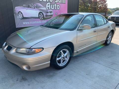2003 Pontiac Grand Prix for sale at Euro Auto in Overland Park KS